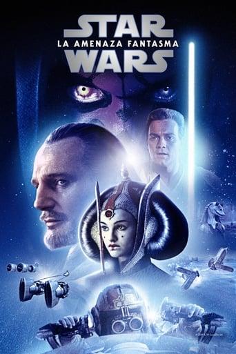 Poster of La guerra de las galaxias. Episodio I: La amenaza fantasma