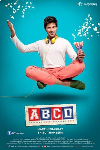 Poster of ABCD: American-Born Confused Desi