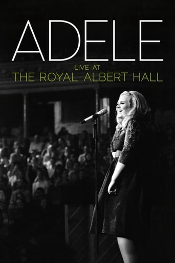 Poster of Adele: Live at the Royal Albert Hall