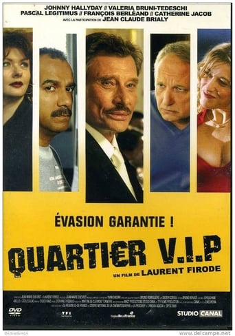 Poster of Quartier VIP