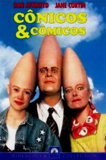 Cônicos & Cômicos - Poster