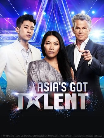Poster of Asia's Got Talent