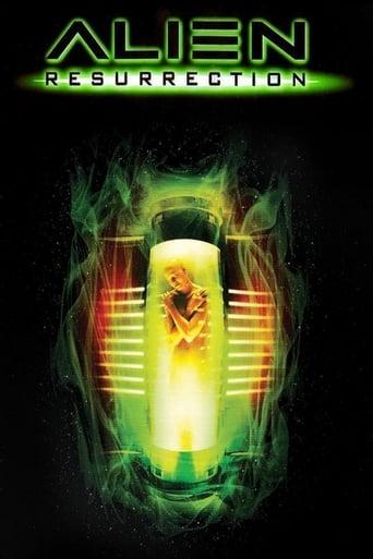 Poster Alien: Resurrection