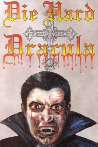 Poster of Die Hard Dracula