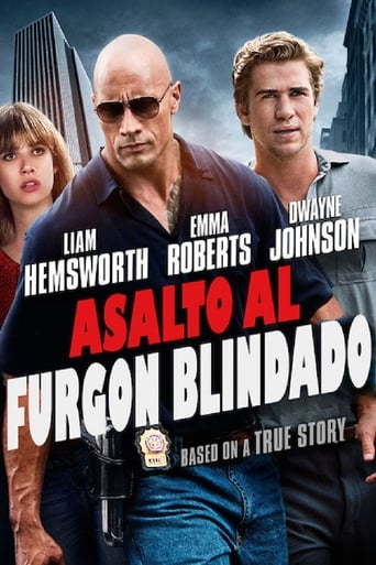 Poster of Asalto al furgón blindado