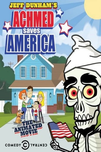 Poster of Achmed Saves America