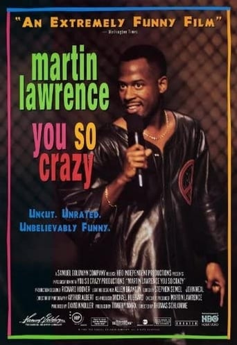 Poster of Martin Lawrence: You So Crazy