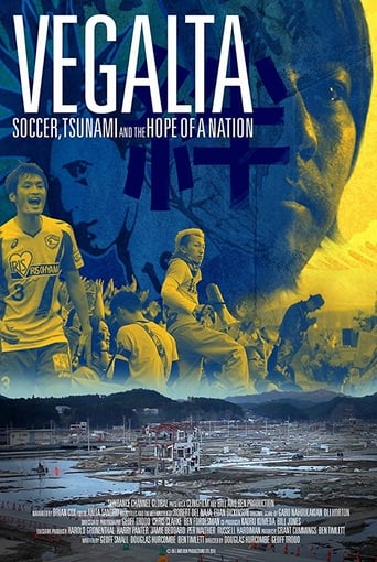 Watch Vegalta: Soccer, Tsunami and the Hope of a Nation Free Online Solarmovies