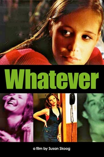Poster of Whatever