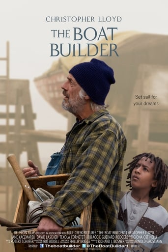 Poster of The Boat Builder