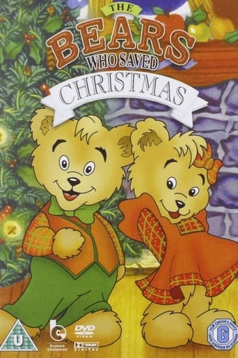 Poster of The Bears Who Saved Christmas