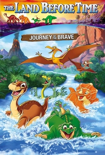 Poster of The Land Before Time XIV: Journey of the Brave