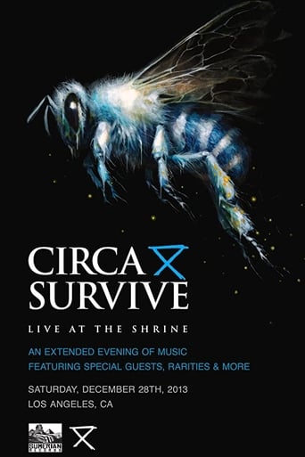 Circa Survive Live From Shrine Expo Hall Los Angeles