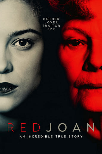 Red Joan Movie Poster