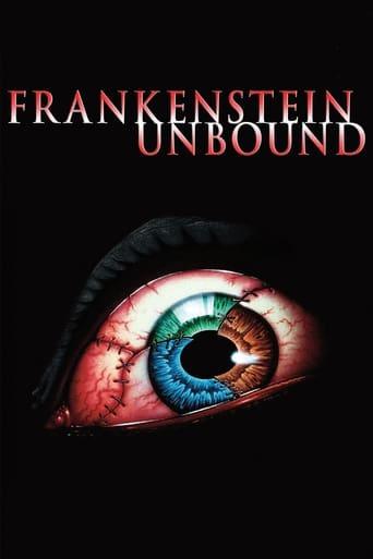 Poster of Frankenstein Unbound