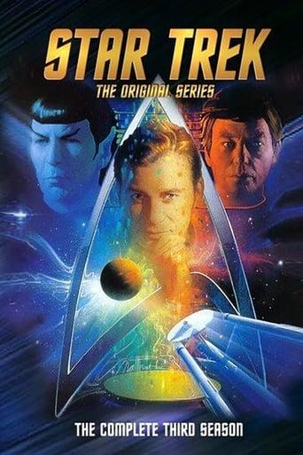 Jornada nas Estrelas 3ª Temporada - Poster