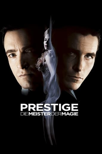 Prestige - Die Meister der Magie - Drama / 2007 / ab 12 Jahre