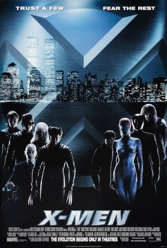 Watch X-Men: The Mutant Watch 2000 full online free