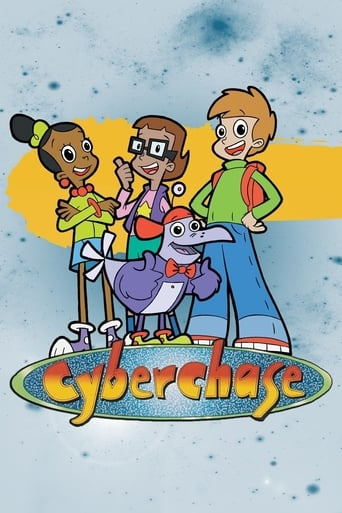 Poster of Cyberchase