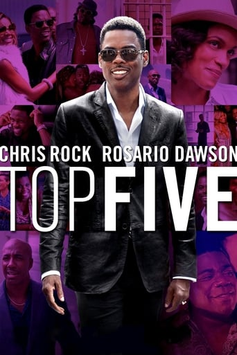 Poster of Top Five