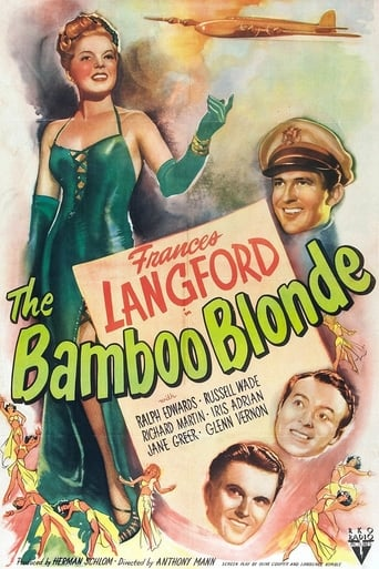 Poster of The Bamboo Blonde