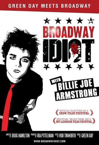 Poster of Broadway Idiot