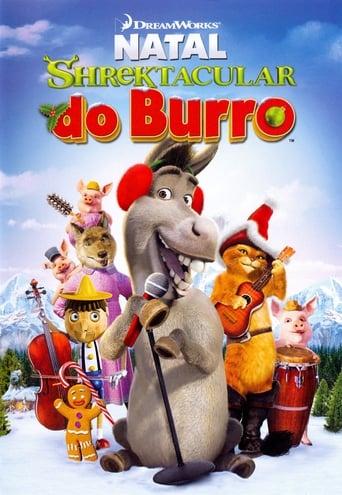 Poster of Natal Shrektacular do Burro