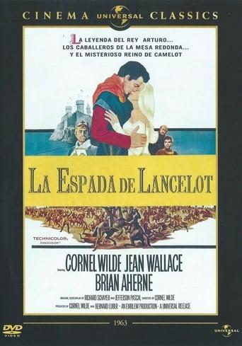 Poster of La espada de Lancelot