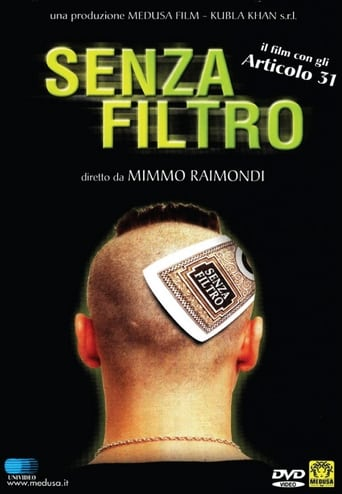 Poster of Senza Filtro
