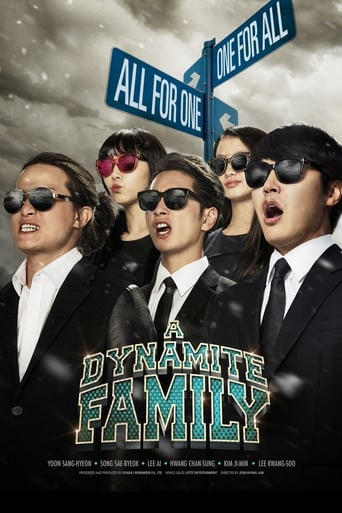 Poster of A Dynamite Family