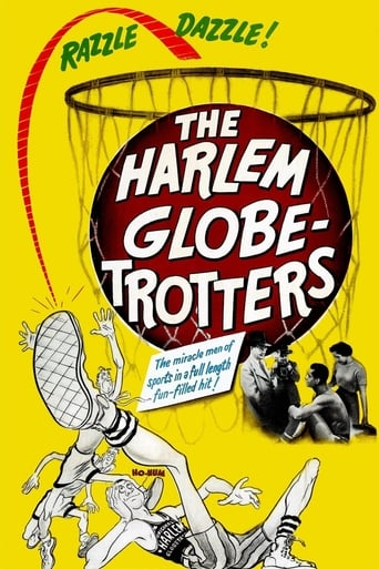 Poster of The Harlem Globetrotters