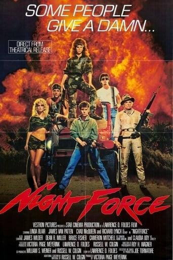 Poster of Nightforce