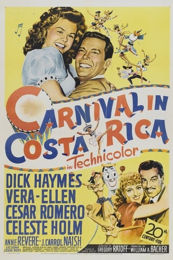 Poster of Carnival in Costa Rica