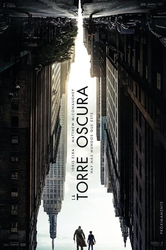 Poster of La Torre Oscura