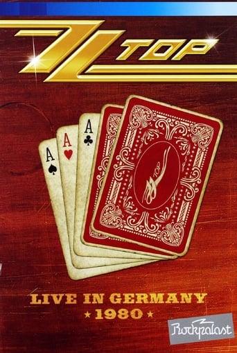 ZZ Top: Live in Germany 1980