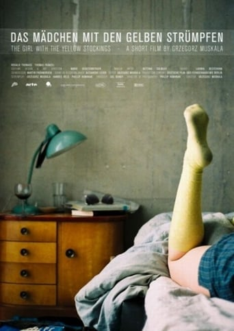 Poster of The Girl with the Yellow Stockings