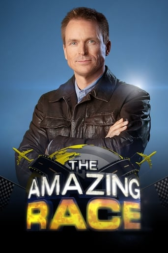 The Amazing Race Poster