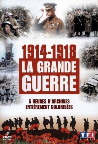 1914-1918, la grande guerre en couleur