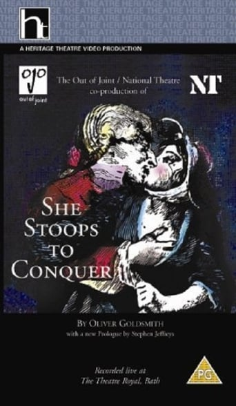 Poster of She Stoops to Conquer