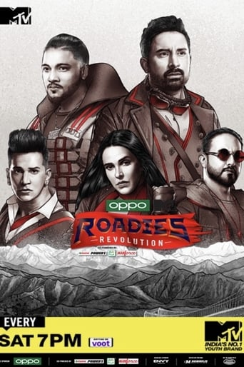 Poster of MTV Roadies