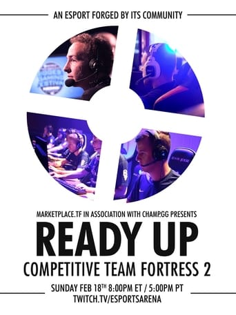 Ready Up: Competitive Team Fortress 2