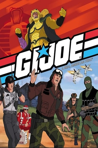 Poster of G.I. Joe: Arise, Serpentor, Arise!