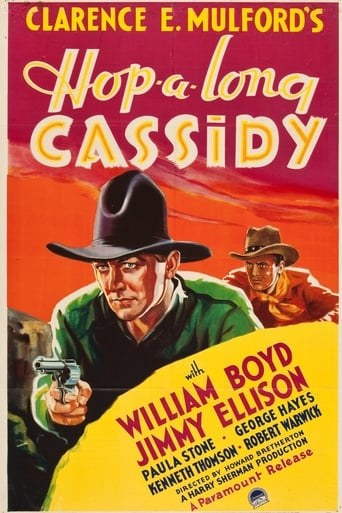 Poster of Hop-a-long Cassidy