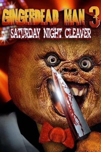Poster of Gingerdead Man 3: Saturday Night Cleaver