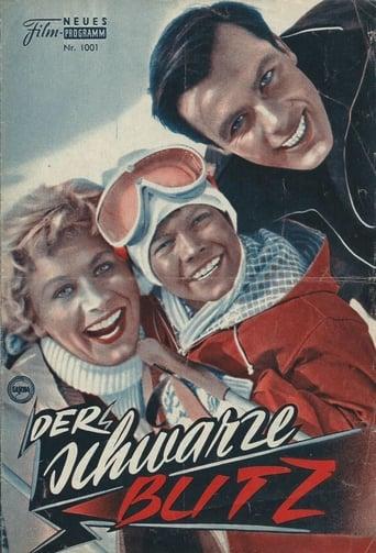 Poster of Der schwarze Blitz