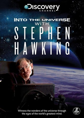 Poster of Into the Universe with Stephen Hawking