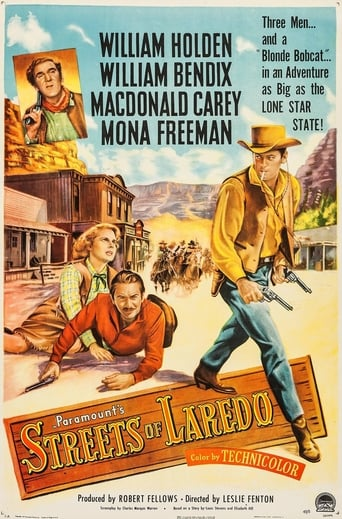 Poster of Streets of Laredo