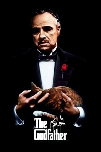 Official movie poster for The Godfather (1972)