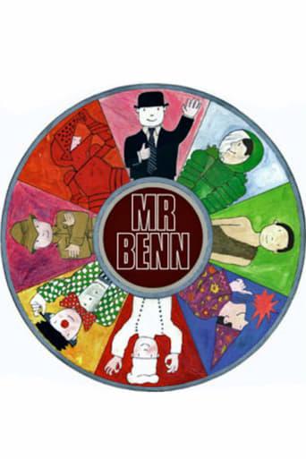 Poster of Mr. Benn