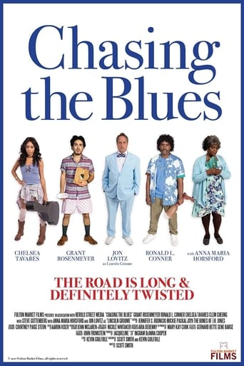 Poster of Chasing the Blues